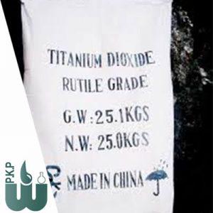 واردات و فروش تیتانیوم دی اکسید پترو کیمیا