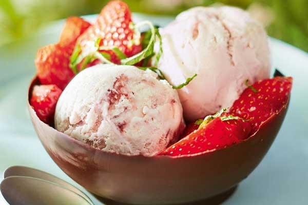 کاربرد سی ام سی خوراکی در بستنی