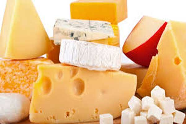 کاربرد کلرید کلسیم در پنیر