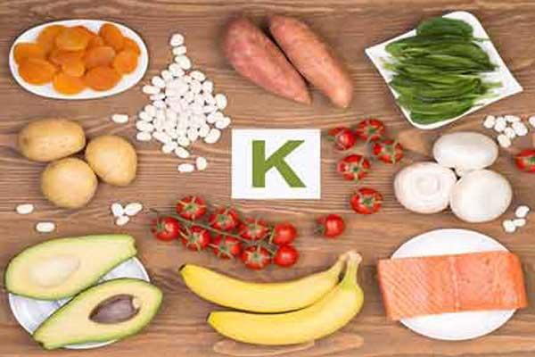 مواد غذایی حاوی سیترات پتاسیم
