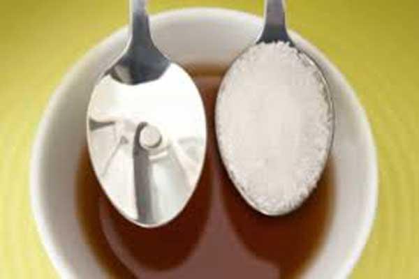 مقایسه اسپارتام با شکر